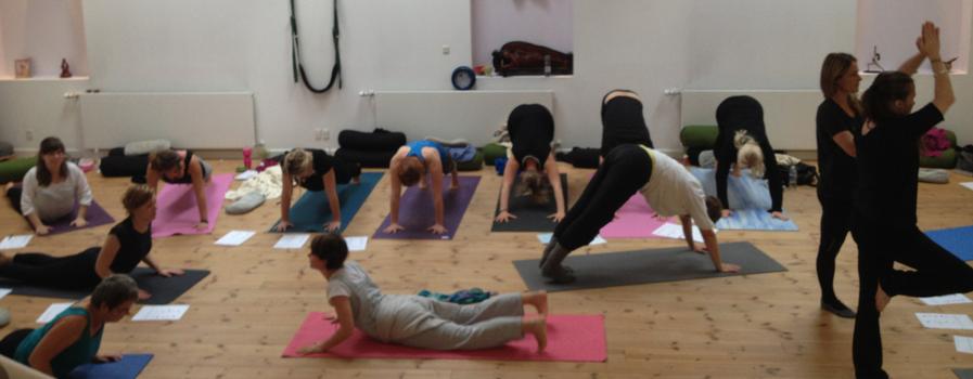 YogaRollinger kursus1